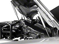 MMD Bolt On Hood Strut Kit - Chrome (05-14 All)
