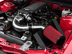 SR Performance Aluminum Cold Air Intake - Polished (05-09 GT)