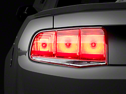 Raxiom Smoked Aero Tail Lights (10-12 All)