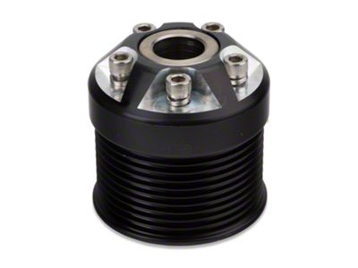 Metco Motorsports Supercharger Pulley - 2.60 in. (07-12 GT500)