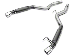 Flowmaster Outlaw Series Axle-Back Exhaust - Fastback (2015 EcoBoost, V6)