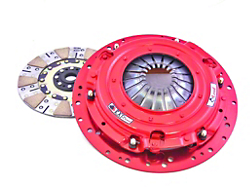 McLeod RXT Twin Disc 1000HP Clutch - Upgraded 26 Spline (86-Mid 01 GT; 93-98 Cobra)