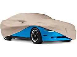 Covercraft Deluxe Custom-Fit Car Cover - Pony Logo (10-14 GT, V6; 10-12 GT500)