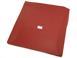 TMI Red Vinyl Headliner - T-Top (79-88)