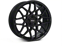 2013 GT500 Style Gloss Black Wheel - 19x8.5 (2015 V6, EcoBoost)
