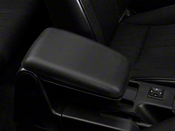 Center Console Arm Rest Kit - Black (87-93 All)