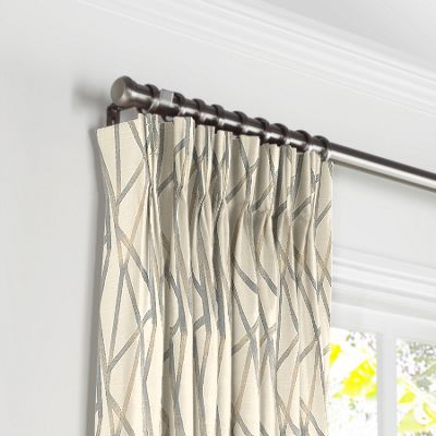 Pinch Pleated Drapes & Pinch Pleat Curtains | Loom Decor
