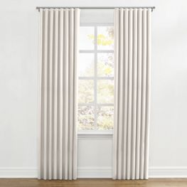 Custom Ripple Fold Curtains