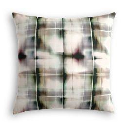 Black & White Shibori Pillow