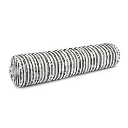 Black & White Bamboo Bolster Pillow
