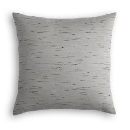 Gray Marled Outdoor Pillow