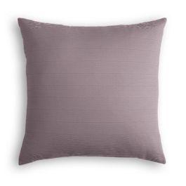 Light Purple Sunbrella® Canvas Outdoor Pillow