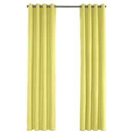 Custom outdoor grommet curtains loom decor - Custom made outdoor curtains ...