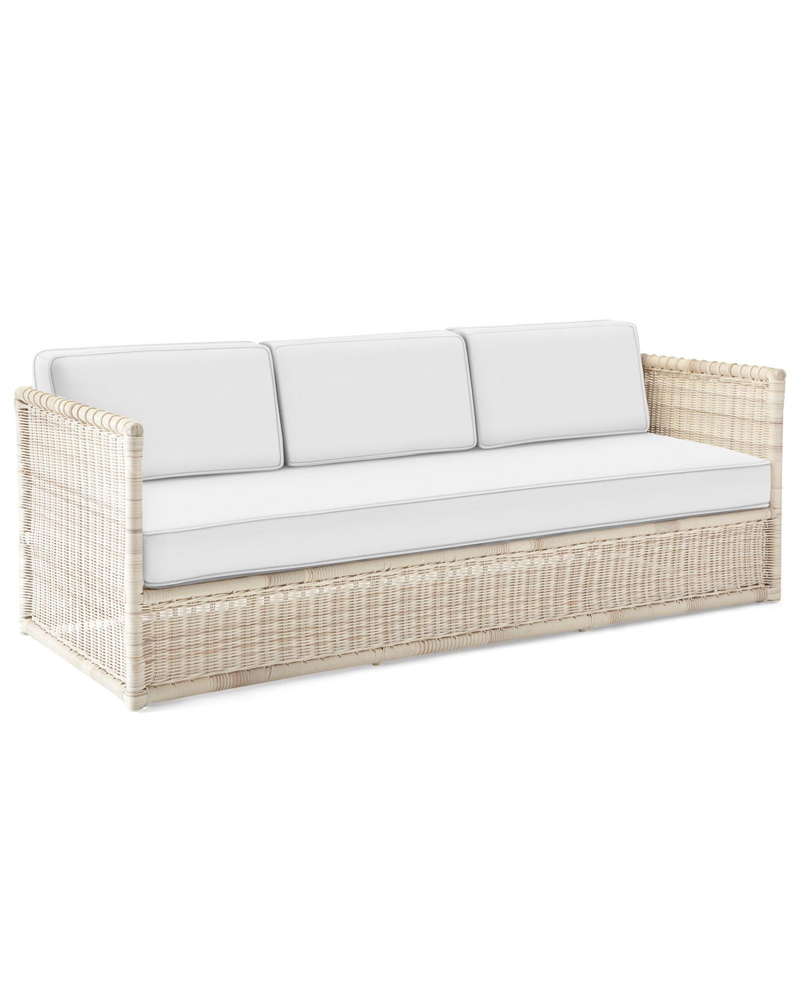 Pacifica Sofa - Driftwood