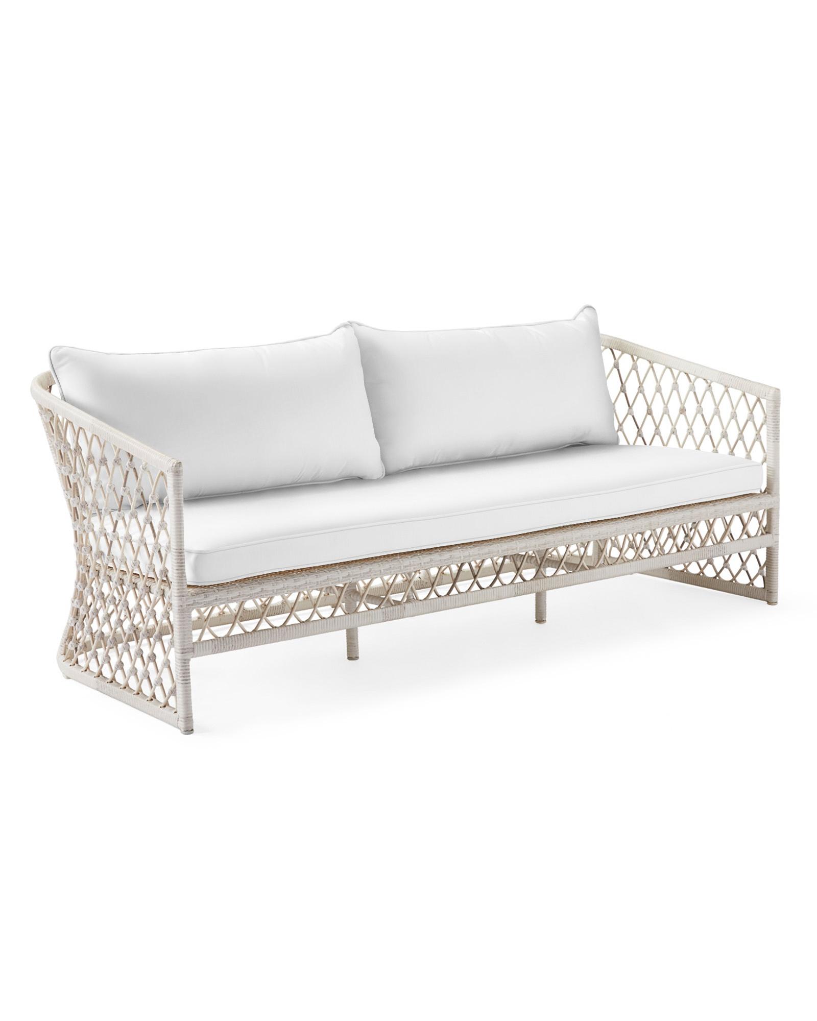 Capistrano Sofa - Driftwood