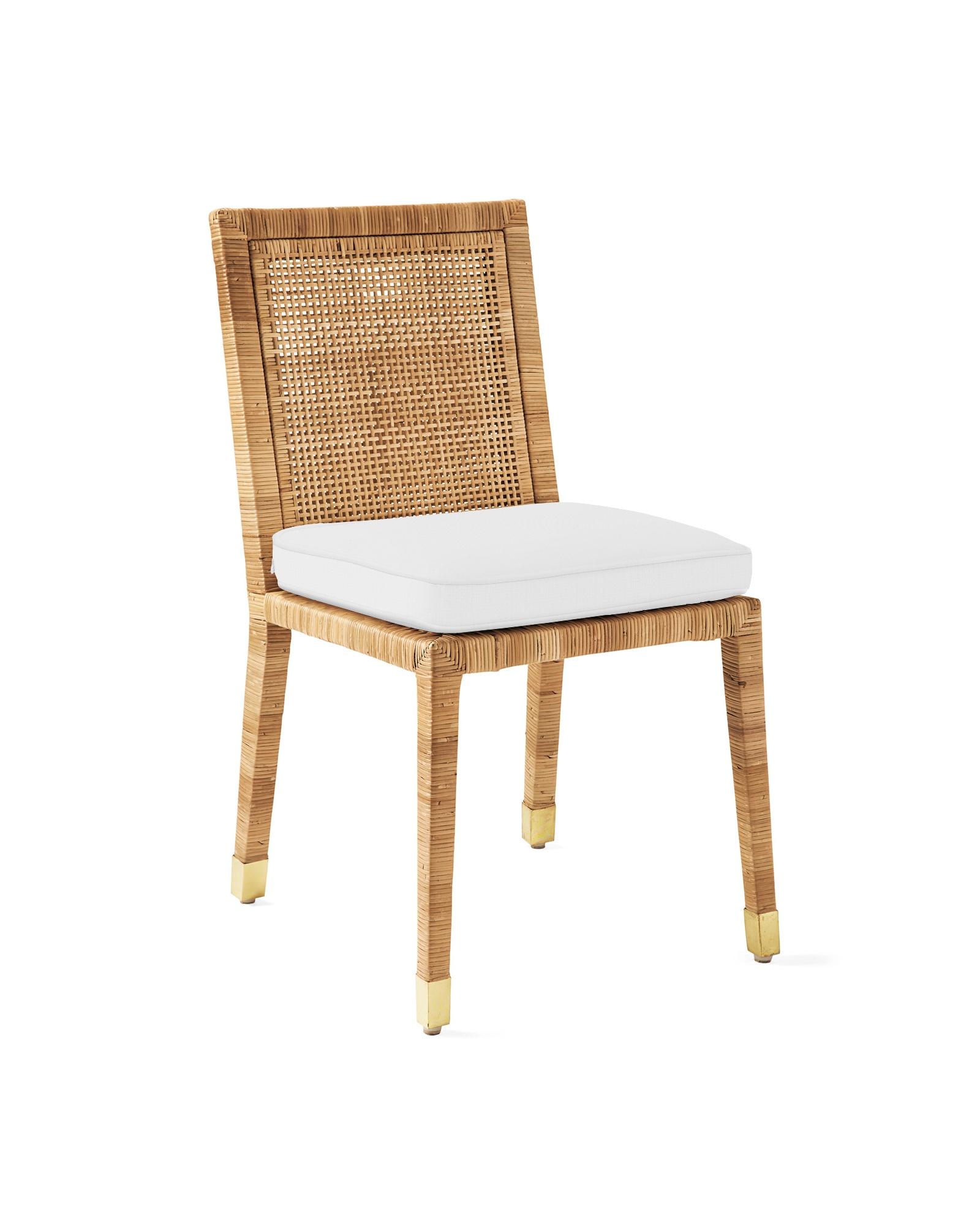Balboa Side Chair Natural Serena Lily