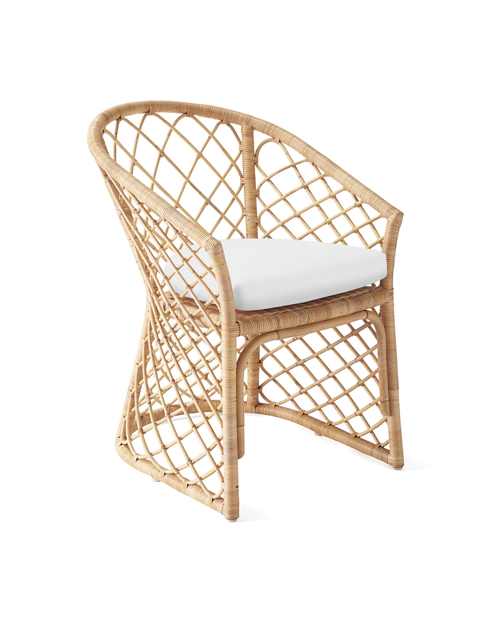 Avalon Dining Chair - Natural