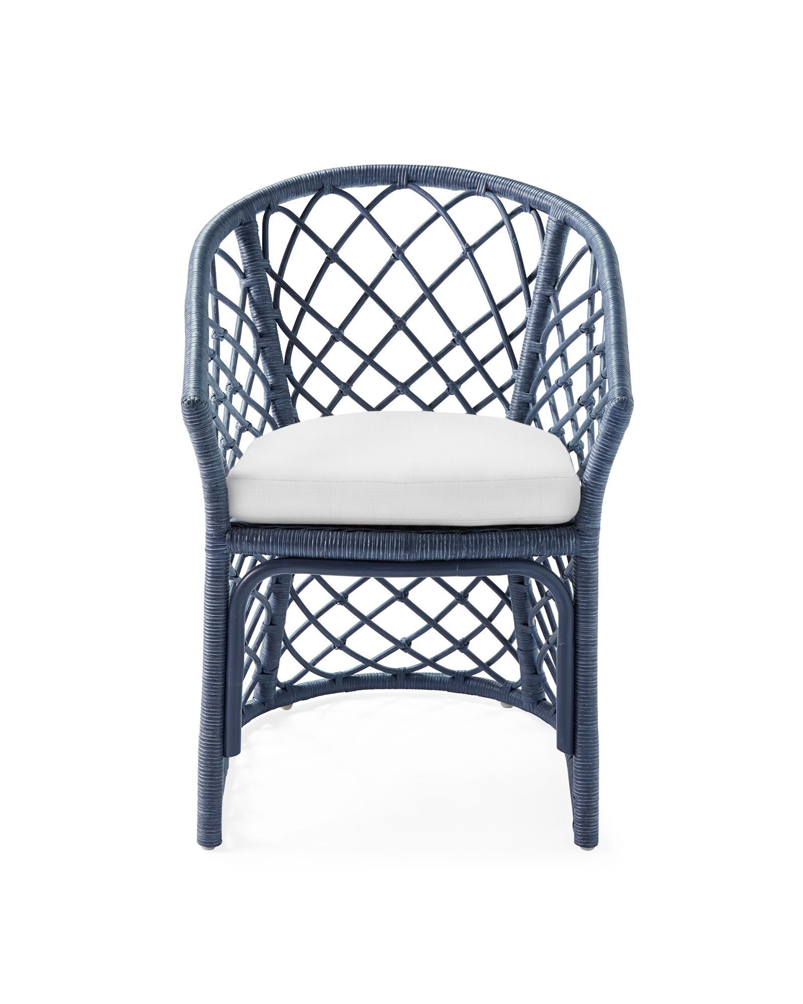 Avalon Dining Chair - Vintage Indigo