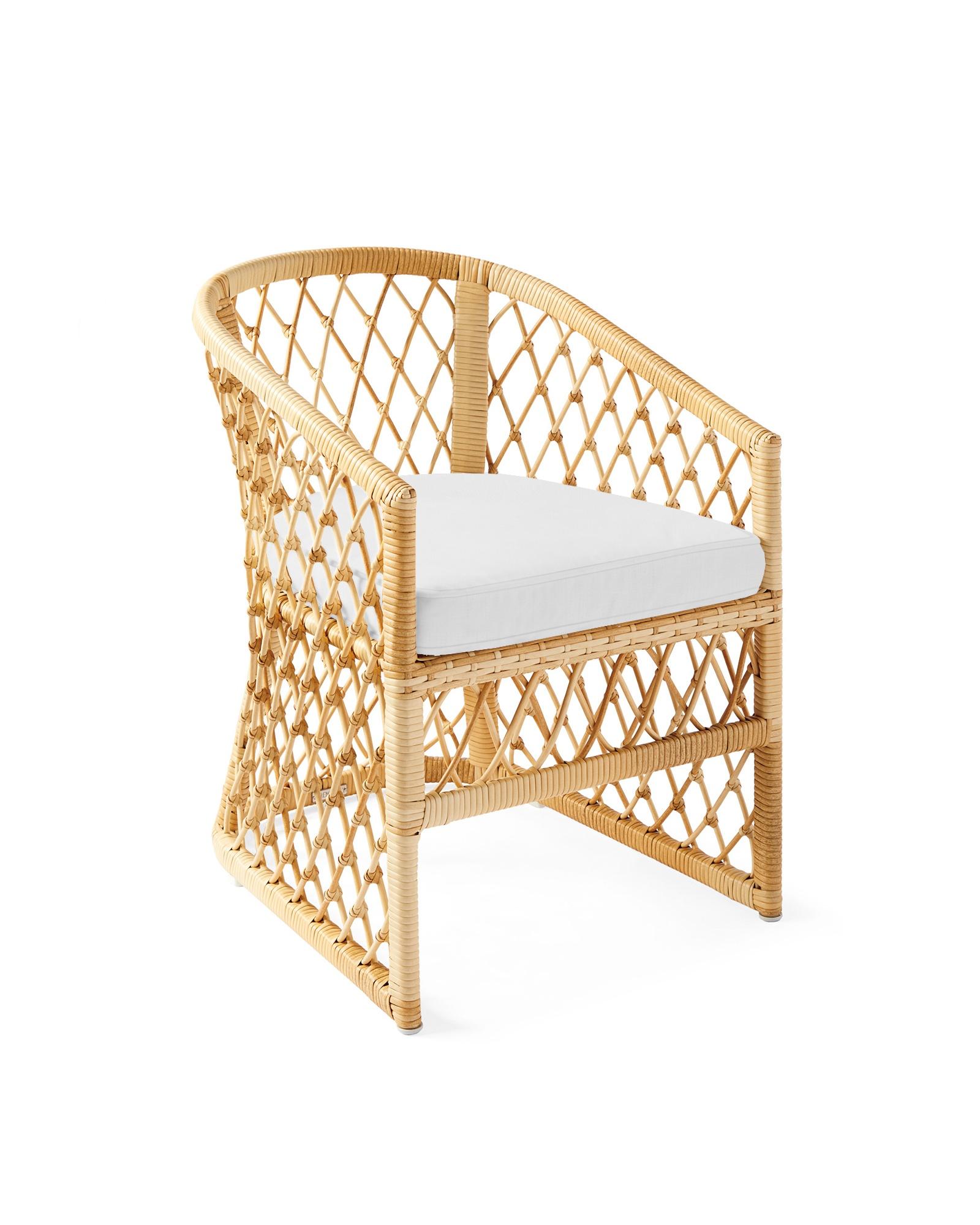 Capistrano Dining Chair - Light Dune