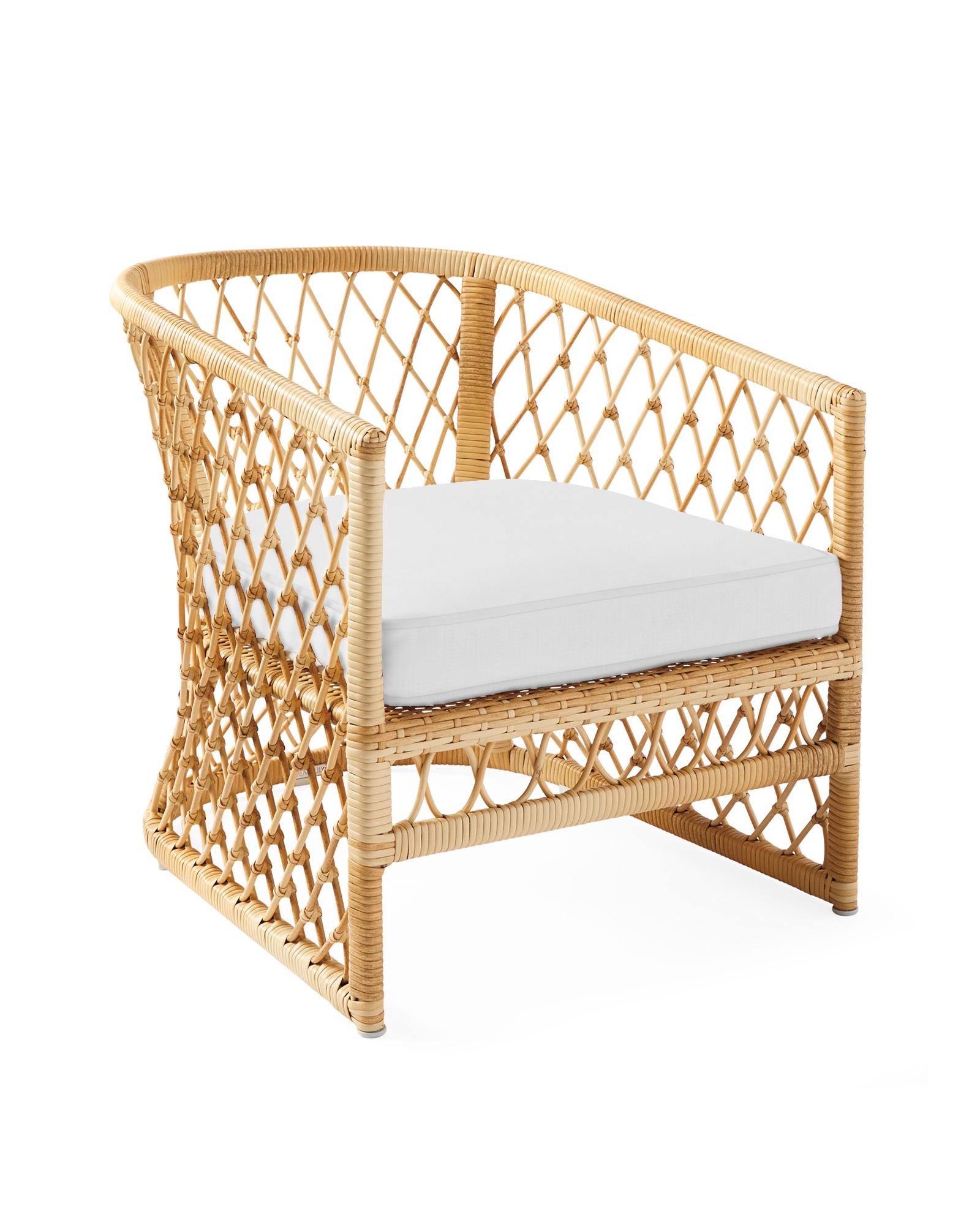 Capistrano Lounge Chair - Light Dune