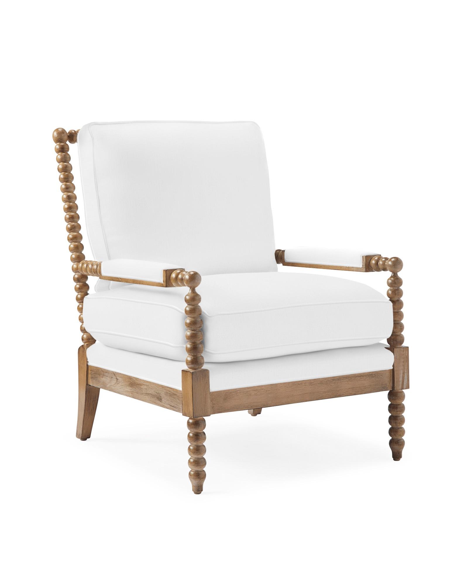 Beckett Chair - Driftwood