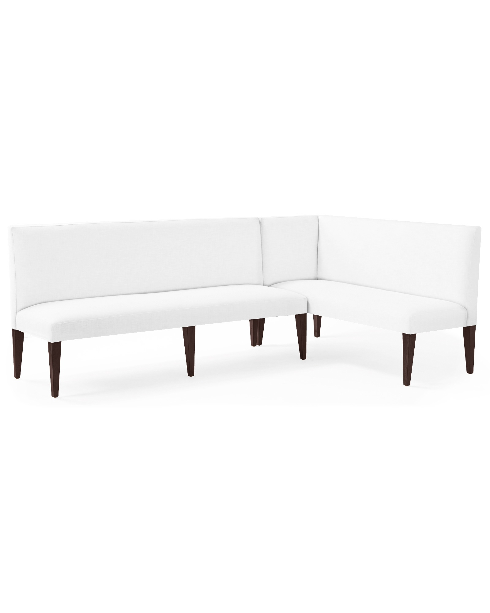 Ross Right-Facing Dining Banquette