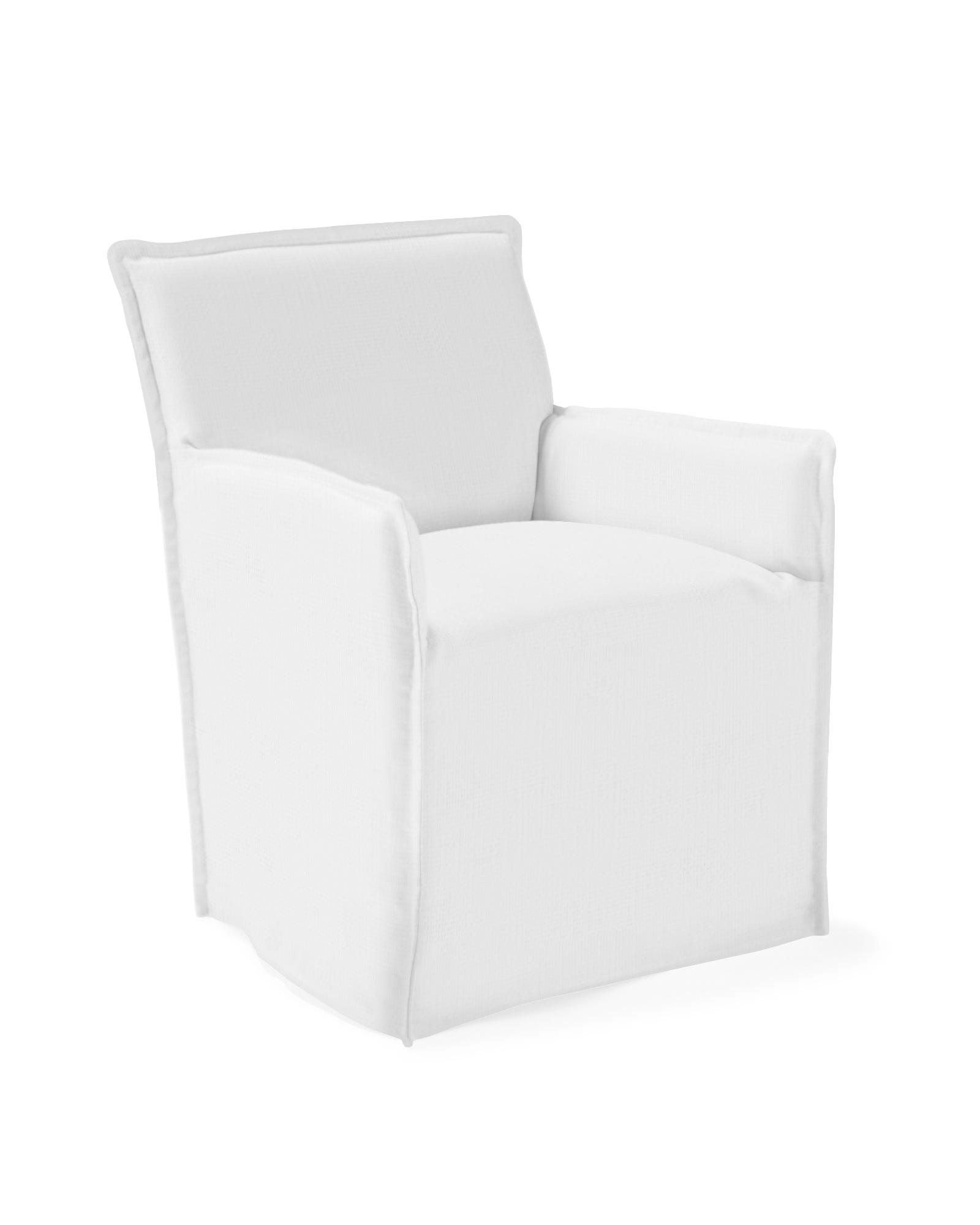 Sundial Outdoor Armchair - Slipcovered