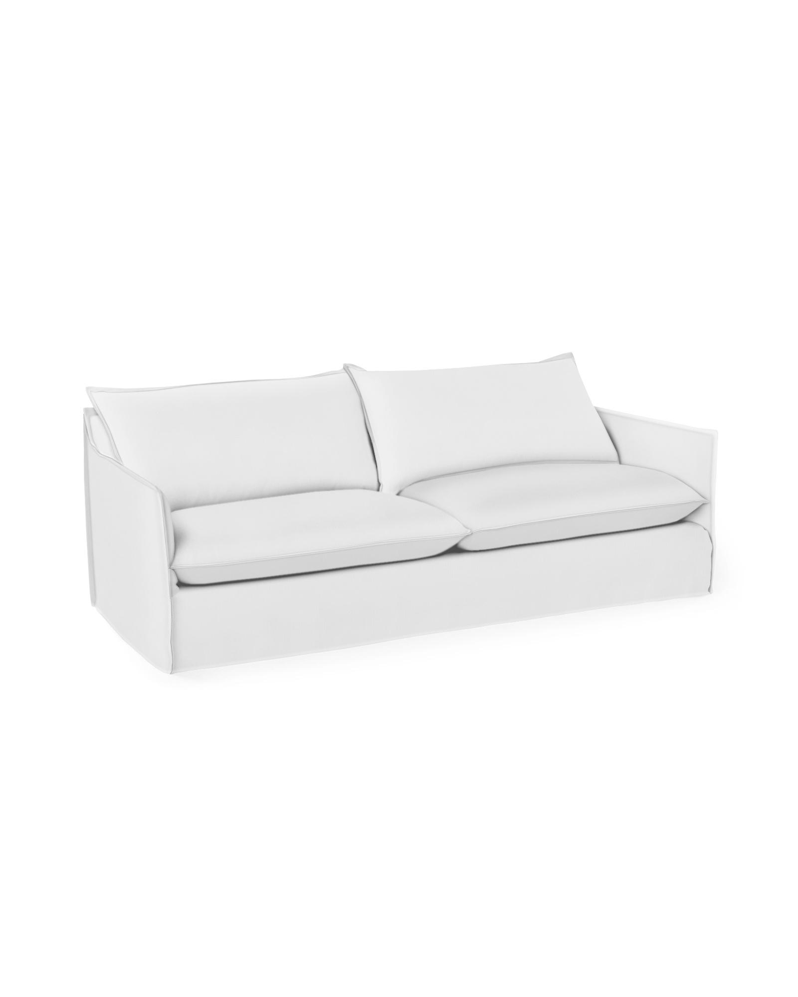 Sundial Outdoor Sofa - Slipcovered