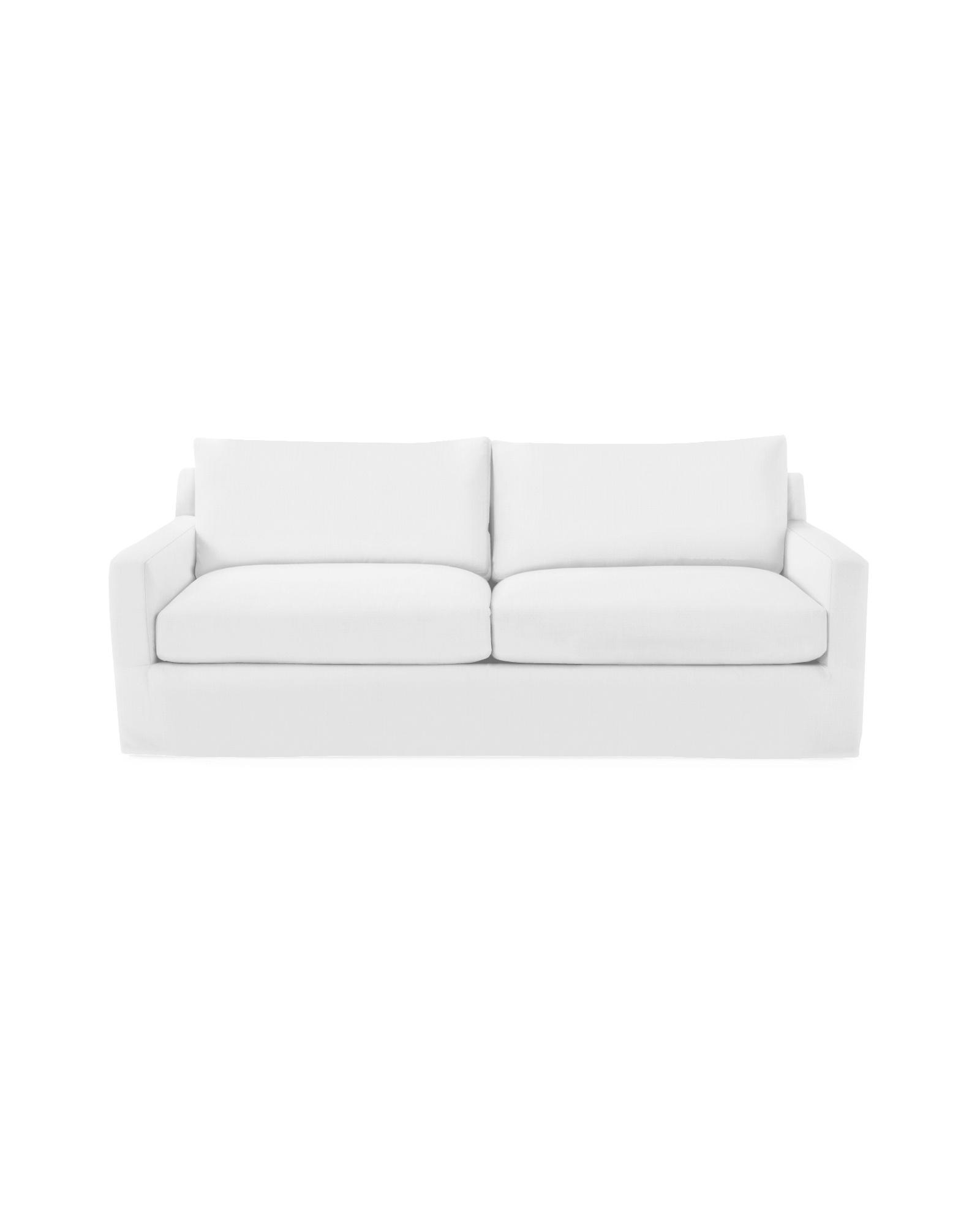Summit slipcovered sofa - Serena & Lily