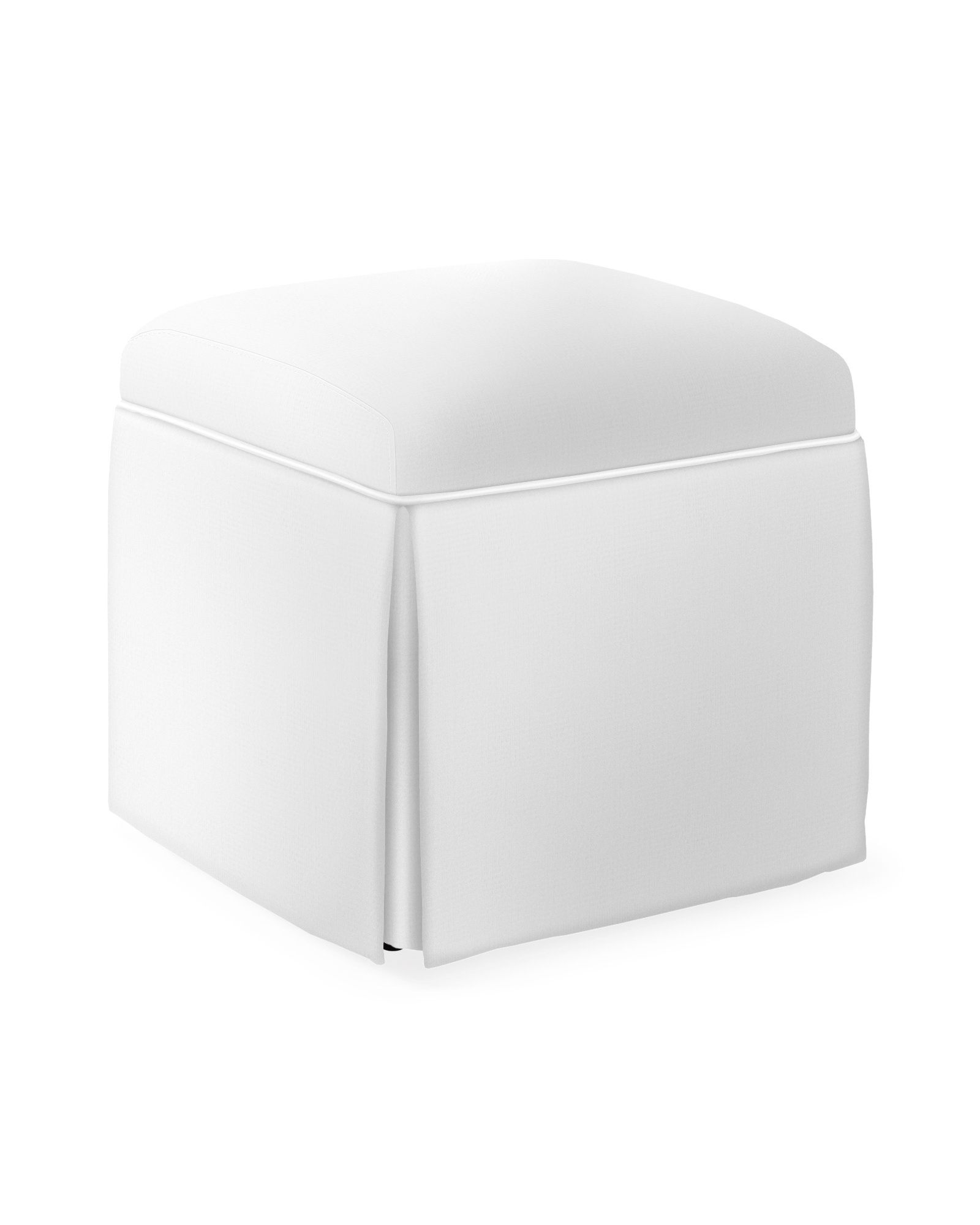 Harrison Swivel Cube - Skirted