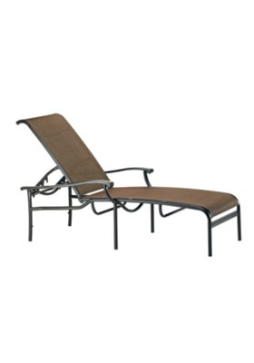 patio chaise lounge relaxed sling