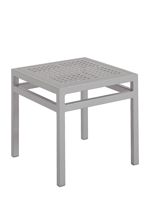 "18"" Square Tea Table"