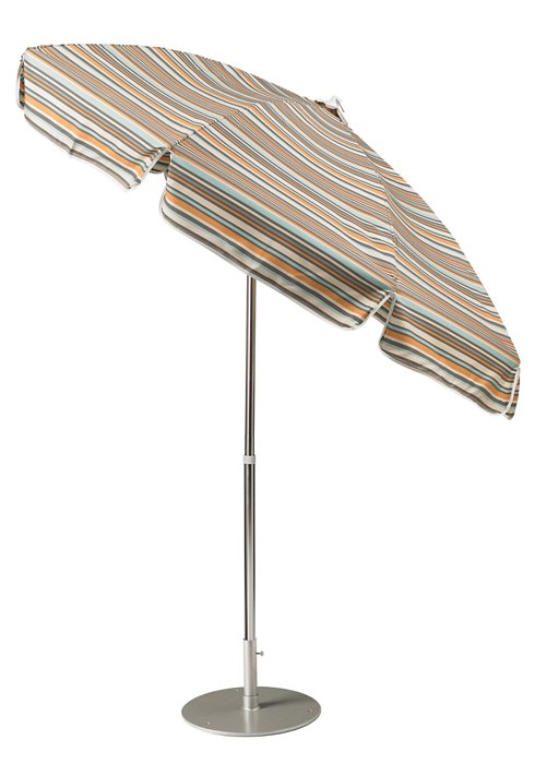 aluminum titling umbrella