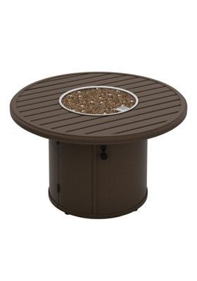 patio round fire pit