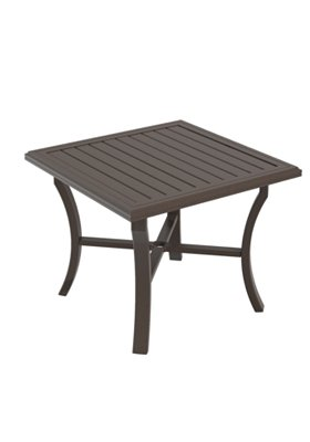 patio square outdoor dining table