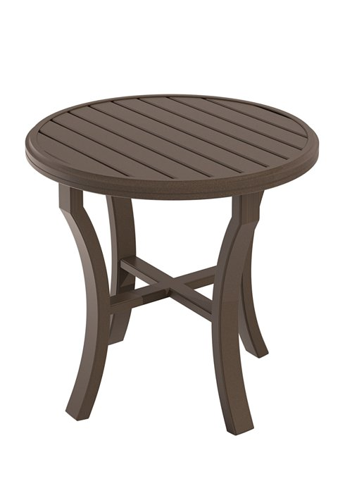 patio round dining table
