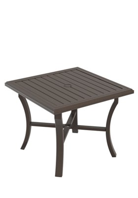patio square dining table
