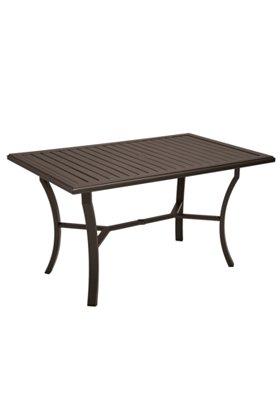 rectangular patio counter umbrella table