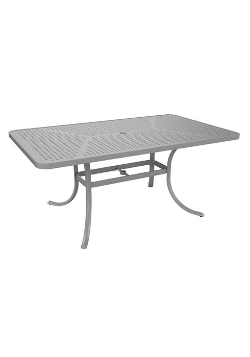 patio rectangular dining table