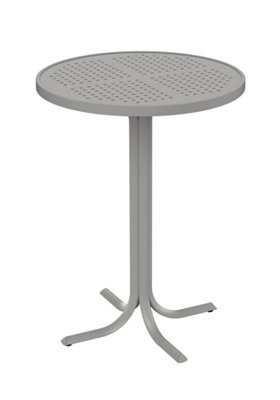patio round bar table