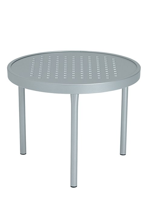 Boulevard 20 Quot Outdoor Round Tea Table With Three Legs