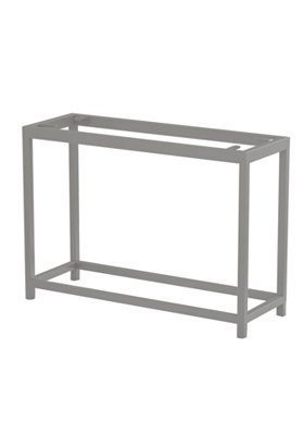 patio club sofa table base