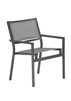 outdoor club dining chair