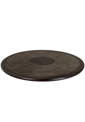 outdoor modern round table top