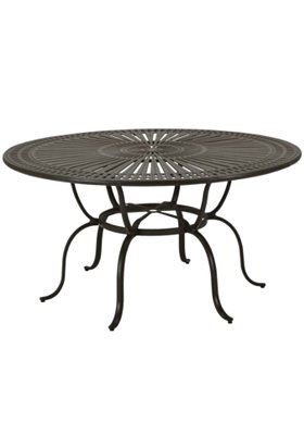 patio round counter table