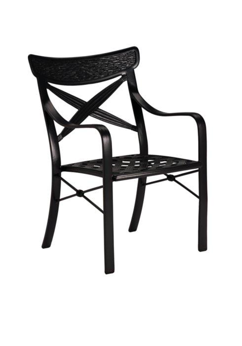 Tropitone Patio Chairs: Chimaya Dining Chair