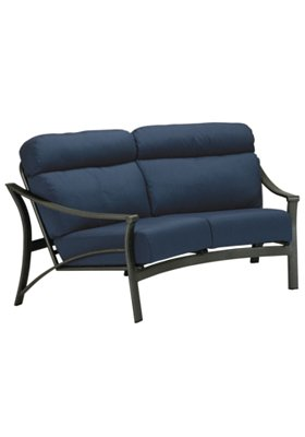 outdoor cushion love seat