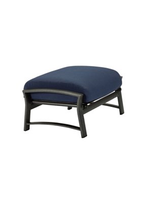 outdoor cushion ottoman