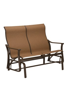 patio sling double glider