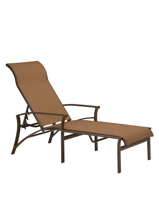 Chaise Lounge Patio Furniture Repair: Corsica Sling Chaise Lounge